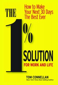The 1% Solution, Tom Connellan