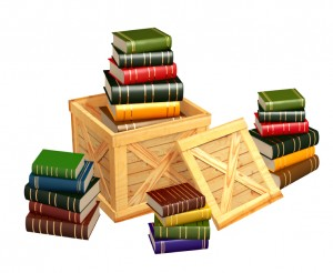 how does book distribution work