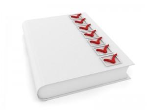 Book Marketing Cheat Sheet, Self-Published Authors