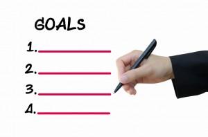 book publishing goals